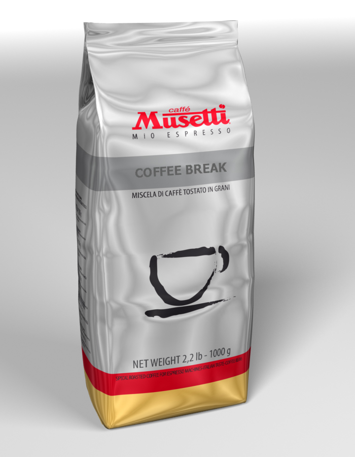 Musetti coffee break 1kg kawosfera kawa ekspresy i serwis for Musetti coffee